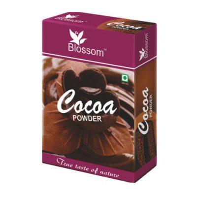 Cocoa Powder Blossom