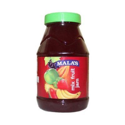 Mixed Fruit Jam Mala's