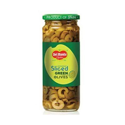 Olive Green Sliced Del Monte
