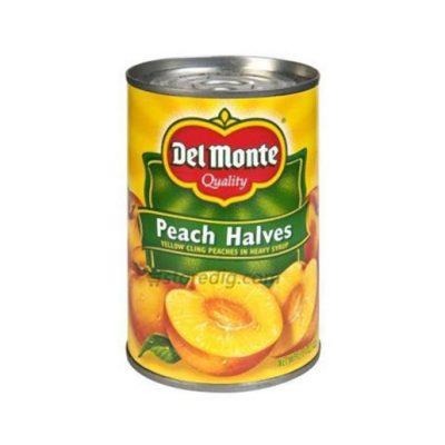 Peach Halves Del Monte