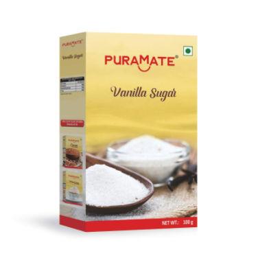 Vanilla Sugar Puramate