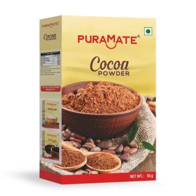 Cocoa Powder Puramate