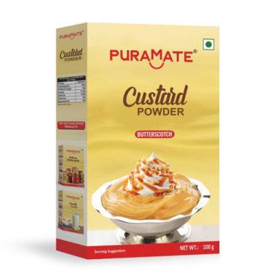 Custard Powder Butterscotch Puramate