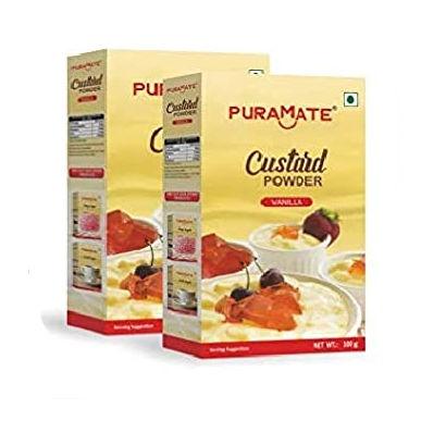 Custard Powder Vanilla Puramate