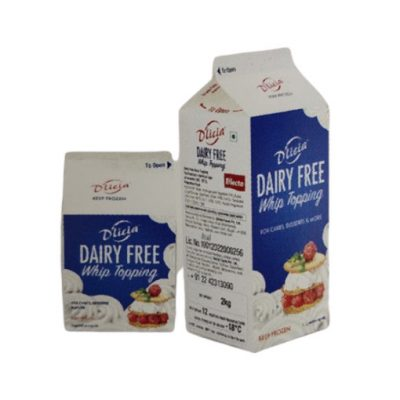Dairy Free Whip Topping Dlicia