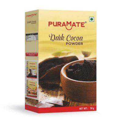 Dark cocoa powder Puramate