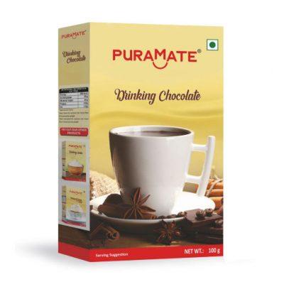 Drinking chocolate Puramate