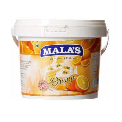 Orange Fillings Mala's