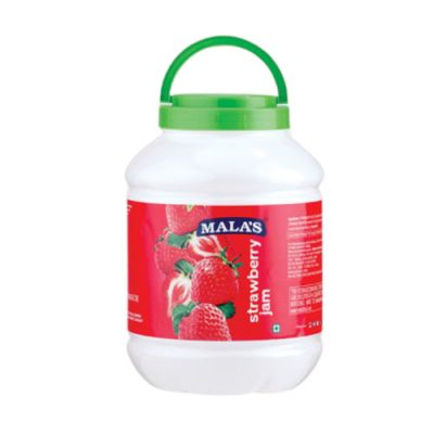 Strawberry Jam Mala's