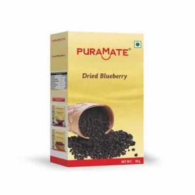 Dried Blueberry Puramate